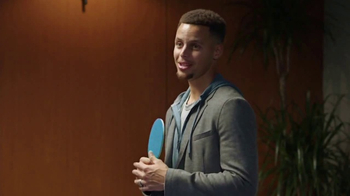 Chase App TV Spot, \'Pay Back With a Tap\' Ft. Stephen Curry, Serena Williams
