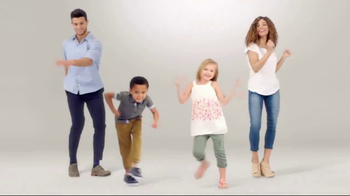 Ross Spring Shoe Event TV Spot, 'Families Step Into Savings'