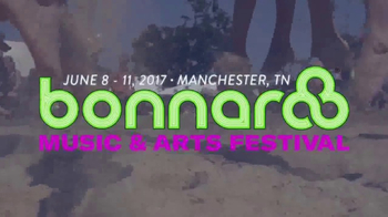Bonnaroo Music & Arts Festival TV Spot, '2017 Lineup'