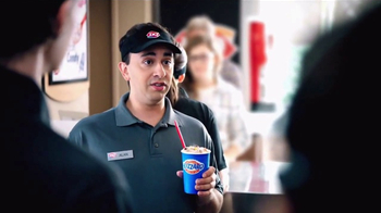 Dairy Queen Reese's Extreme Blizzard TV Spot, 'Treat Creation'
