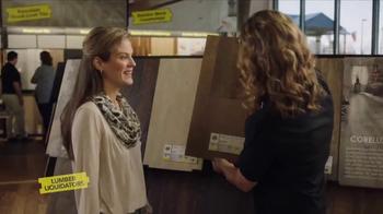 Lumber Liquidators CoreLuxe TV Spot, 'Life Happens: Envy of the Block'