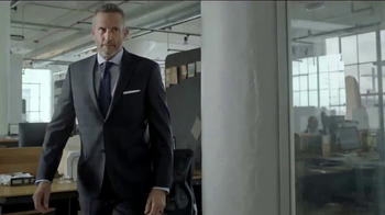 JoS. A. Bank Custom Suits TV Spot, 'Perfect Fit'