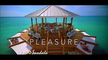 53ac91dd65f38 Sandals South Coast TV Commercial