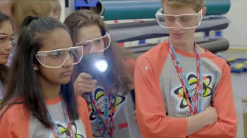 Discovery Education TV Spot, '2017 Young Scientist Challenge'