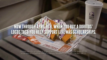 Taco Bell TV Spot, 'A Great Thank You: Feed a Dream' - Thumbnail 8