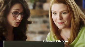 GlassesUSA.com TV Spot, 'Do People Know About This?' - Thumbnail 6