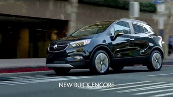 2017 Buick Envision TV Spot, '2017 March Madness: People Are Talking'
