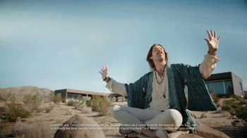 Capital One CreditWise TV Spot, \'Meditation\'