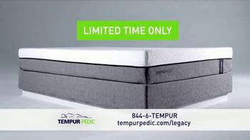 Tempur-Pedic Tempur-Legacy TV Spot, '25th Anniversary'
