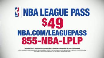 NBA League Pass TV Spot, 'Cualquier dispositivo' [Spanish] - Thumbnail 5