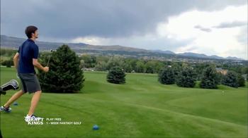 DraftKings 1-Week Fantasy Golf TV Spot, 'Fails'