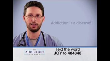 The Addiction Network TV Spot, 'Don't Kid Yourself'