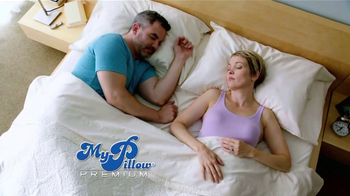 My Pillow Premium TV Spot, 'Better Night's Sleep: Two for One'