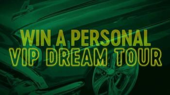 Jay Leno's Dream Garage Tour Sweepstakes TV Commercial, 'Secret Code' -  Video