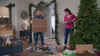 lowes tv commercial the moment winter wonderland ispottv - Lowes Hours Christmas Eve