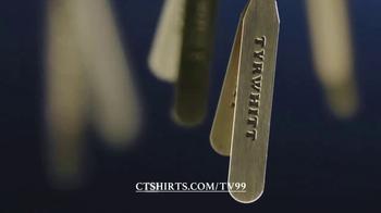 Charles Tyrwhitt TV Spot, 'Proper Shirts'