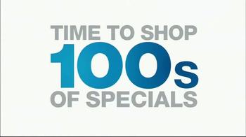 Macy's TV Spot, 'Hundreds of Specials'