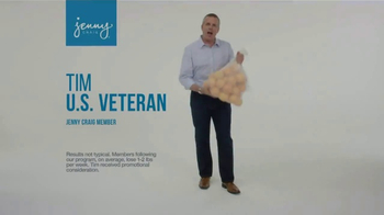 Jenny Craig TV Spot, 'Tim: 30 Days'