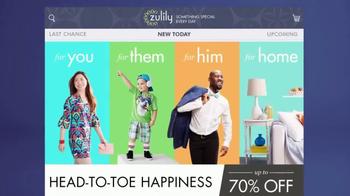 Zulily TV Spot, 'Spring Women's'
