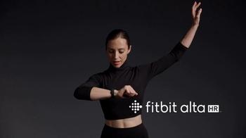 Fitbit Alta HR TV Spot, 'Tightrope'