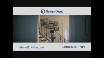 United of Omaha Guaranteed Whole Life Insurance TV Spot, 'Mom's Advice'