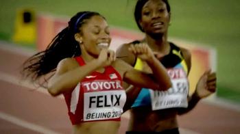 NBC Sports Gold TV Spot, 'Track & Field'