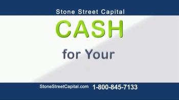 Stone Street Capital TV Spot, 'Need Cash Now?'