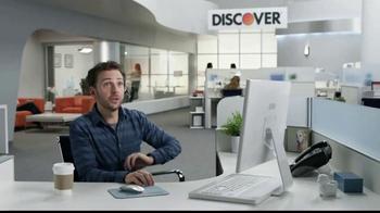 Discover Card Scorecard TV Spot, 'Good Boy' - Thumbnail 1