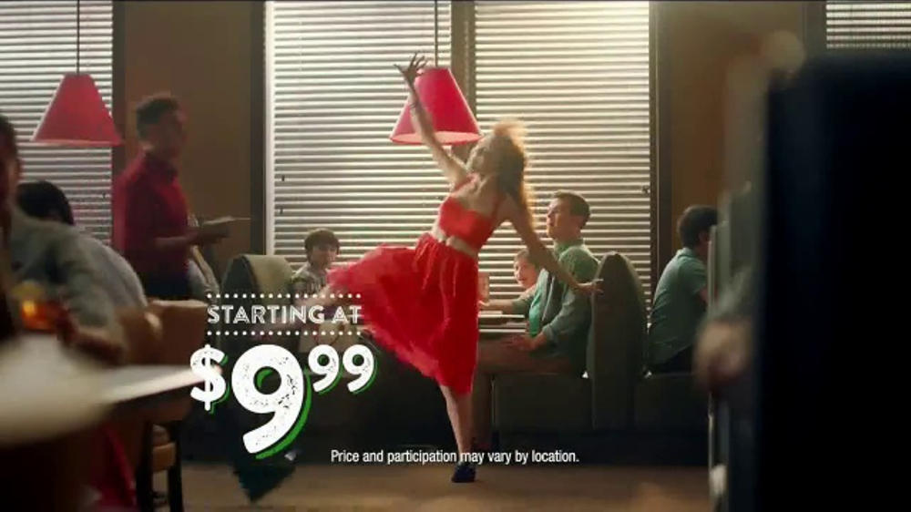 Ruby Tuesday Garden Bar And Grill Tv Commercial Fresh