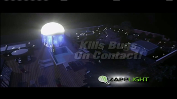 ZappLight TV Spot, 'Get the Bugs'