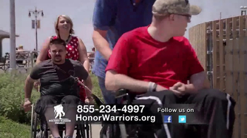 Wounded Warrior Project TV Spot, \'Chris\' Story\' Featuring Trace Adkins