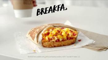 Taco Bell Breakfast Crunchwrap TV Spot, 'Motherhood' - Thumbnail 10