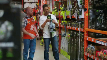The Home Depot TV Spot, 'Go Cordless'