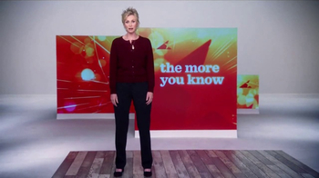 The More You Know TV Spot, 'Digital Literacy' Featuring Jane Lynch