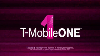 T-Mobile One TV Spot, 'Taxes and Fees: Samsung Galaxy S8'
