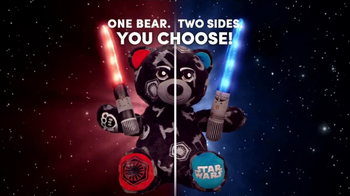 Build-A-Bear Workshop Dark Side vs. Light Side Bear TV Spot, 'You Choose'