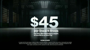 Verizon Unlimited TV Spot, 'Razones ilimitadas' [Spanish] - Thumbnail 6