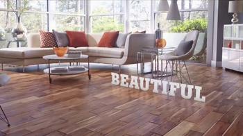 Lumber Liquidators Install + TV Spot, 'Surprise'