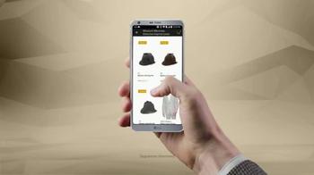 LG G6 TV Spot, 'Dynamic: T-Mobile Offer' Song by Etta James