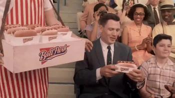 Ball Park Franks TV Spot, 'Right Here in the Ball Park'