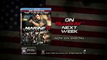 The Marine 5: Battleground Home Entertainment TV Spot