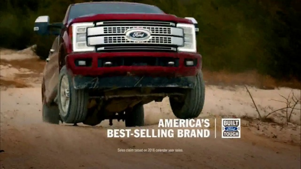 ford truck month tv commercial  super duty trade assistance ispottv