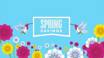 Lowe's Spring Savings TV Spot, 'Grill & Patio Sets'
