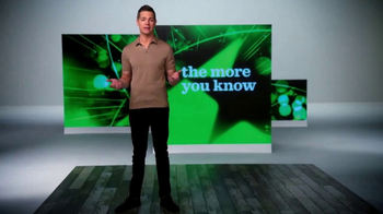 The More You Know TV Spot, 'Environment' Featuring Jason Kennedy