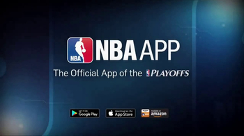 NBA App TV Spot, 'Just One Play: Hitting His Target' Ft. Klay Thompson - Thumbnail 10