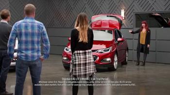 2017 Chevrolet Malibu LT TV Spot, 'Impression'