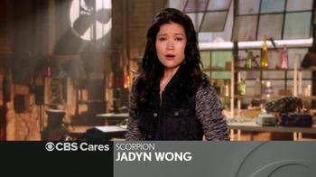 CBS Cares TV Spot, 'Autism' Featuring Jadyn Wong