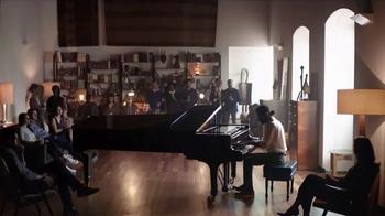 Haagen-Dazs Strawberry TV Spot, 'Simple Sounds'