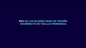 Always Ultra Thin TV Spot, 'Always My Fit: retratos' [Spanish]