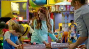 Chuck E. Cheese's TV Spot, 'Birthday Party Bonus Tickets'